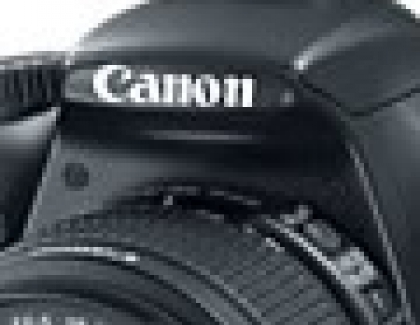 Firmware Upgrade For Canon EOS 7D Improves Performance, Adds New Functions