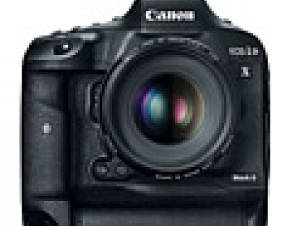 Canon's Latest EOS-1D X Mark II Digital Camera Goes 4K