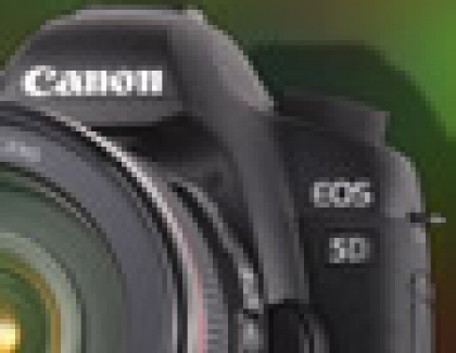 Canon Introduces 21.1 Megapixel EOS 5D Mark II