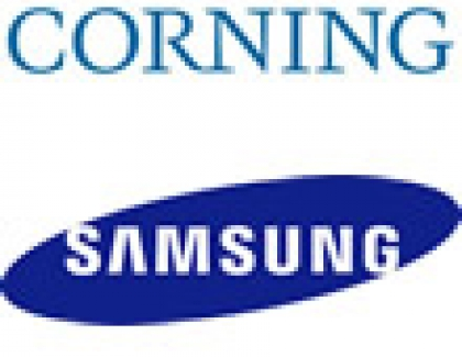 Corning To Buy Samsung's Stake From LCD JV