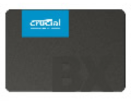 Crucial Releases Very Affordable BX500 Series of SSDs