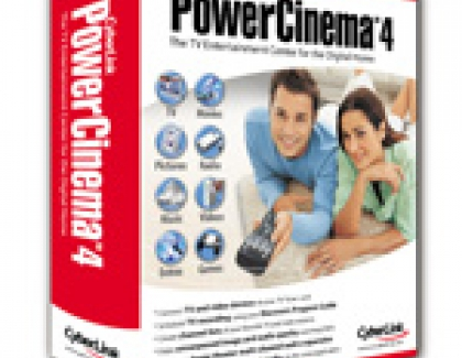 CyberLink launches TV solution PowerCinema 4