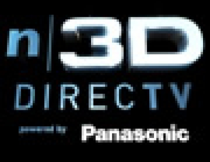 DirectTV and Panasonic Launch 3D Channels