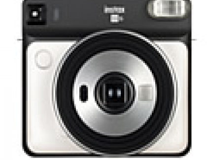 Fujifilm Releases First Square Format Analog Instax Camera