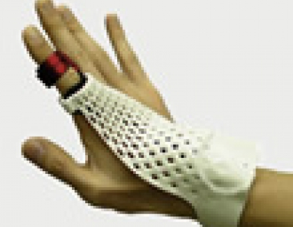 Fujitsu Develops Glove-Style Wearable Device