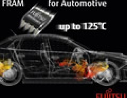 Fujitsu Releases FRAM Memory For The Automotive Market