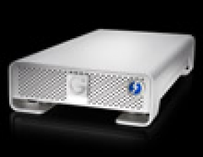 G-Technology Expands Its Thunderbolt External Hard Drive Family