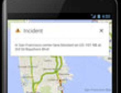 Google Updates Maps app for Smartphones And Tablets