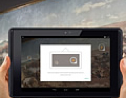Lenovo And Google Demonstrate Project Tango Apps