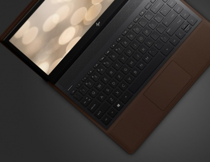 New HP Spectre Folio is a Leather Convertible PC