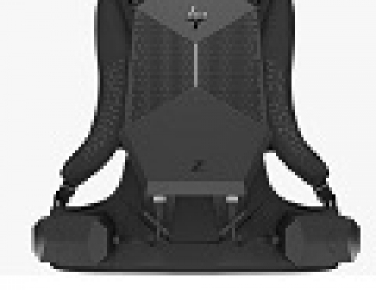 HP's Z VR Backpack G1 Workstation Puts Pros Into the VR World