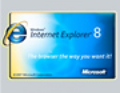 Microsoft Confirms Vulnerability In IE8