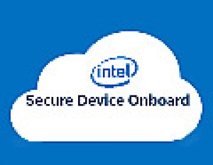 Intel Secure Device Onboard Makes onboarding of Billions of Devices Simpler
