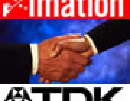 Imation And TDK To Jointly Develop Manufacture  Magnetic Tape Technologies