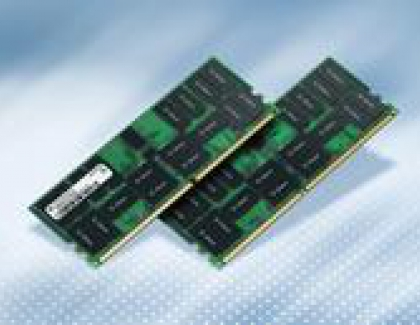 Infineon samples 8 GByte DDR2 memory
