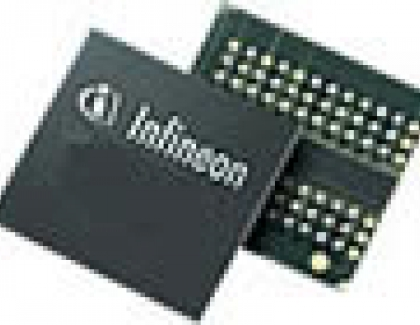 Infineon and Nanya Announce Mass Production of  90nm DRAM