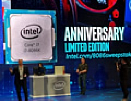 Computex: Intel Introduces First 5.0 GHz Processor, 28-core CPU, 5G PCs, Fastest Ever Intel Optane SSD for Mobile