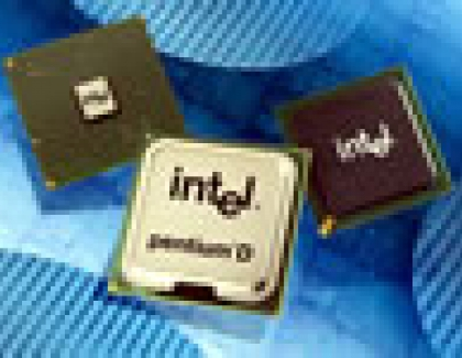 Intel Introduces Pentium D Dual-core Chips