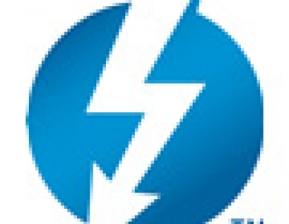 Thunderbolt Technology Coming To Motherboards, Notebooks