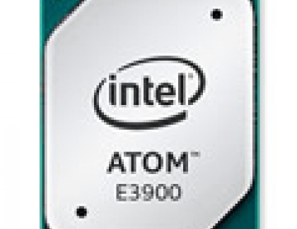 Intel introduces Atom E3900 processors For IoT