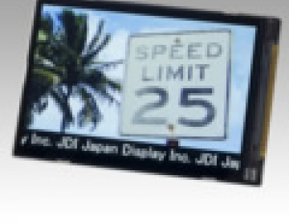 Japan Display Develops Quick Response LCD That Produces Video Images at Low Temperatures
