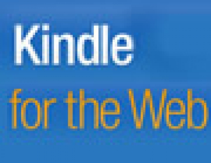 Amazon Brings Kindle Books To The Browser