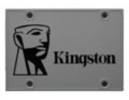 New Kingston UV500 Family of SSDs is Company's First 3D NAND-enabled