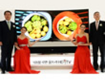 LG's 2014 TV Linep Is Rolling Out