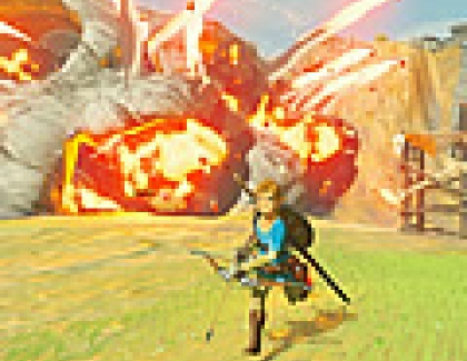 Nintendo The Legend of Zelda: Breath of the Wild Game Coming in 2017 On Nintendo NX Entertainment System