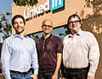 LinkedIn Becomes Part Of Microsoft
