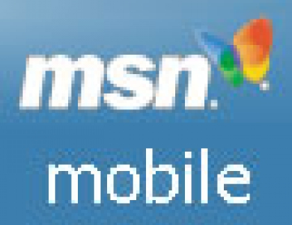Microsoft Launches New MSN For Mobiles