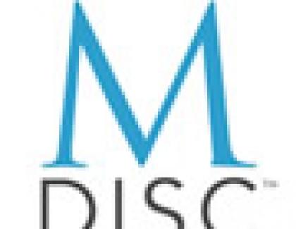 Blu-ray MDisc Medium Promises 'Lifetime Of Storage'