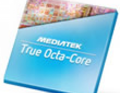 MediaTek Announces MT6595 4G LTE Octa-Core Smartphone Chip