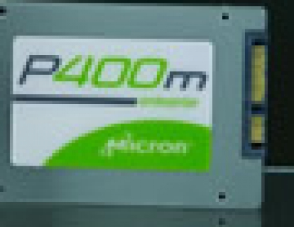 Micron Introduces New  P400m Solid-State Drive for Data Center Servers