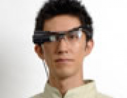 NEC Introduces Tele Scouter, A Wearable Computer