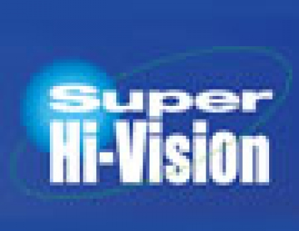 NHK To Demonstrate 8K Super Hi-Vision Sattelite Broadcasting