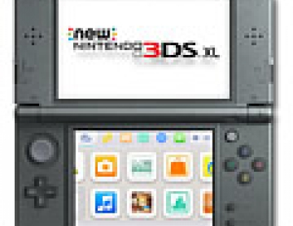 Nintendo Cuts Operating Profit Forecast On Slack 3DS Sales