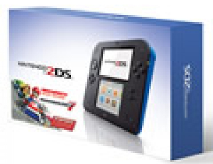 Nintendo Cuts Price Of 2DS