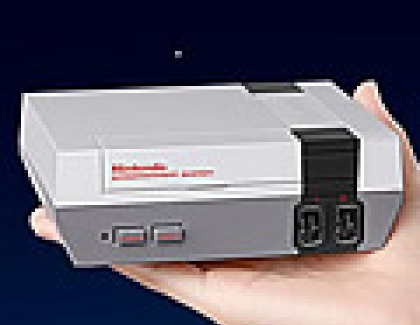 Nintendo Resurrects the NES With The Release Of The Nintendo Classic Mini