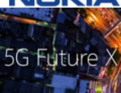 Nokia ReefShark chipsets Deliver Performance Gain in 5G Networks