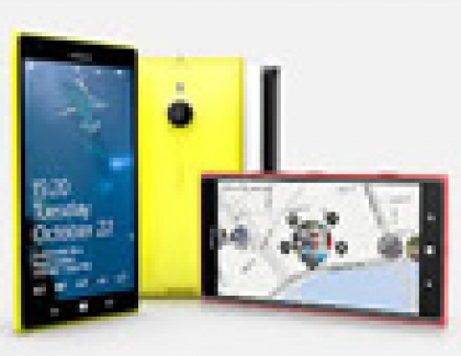The $199 Nokia Lumia 1520 Arrives On  AT&T Nov. 22