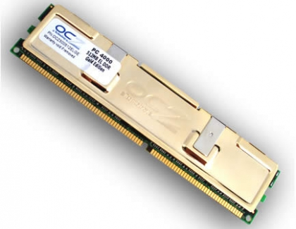 OCZ Launches Enhanced PC-4000 Gold Series Product