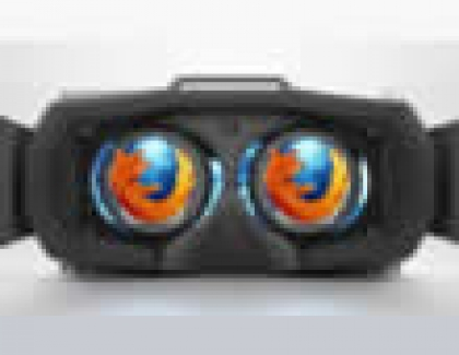 Firefox To Support VR Devices