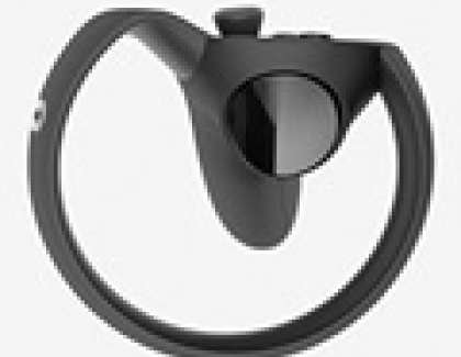 Oculus Touch Now Available