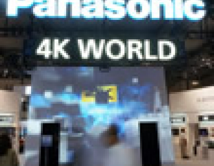 Panasonic Showcases 55-inch 4K OLED Panel, 4K Tablet AT CEATEC