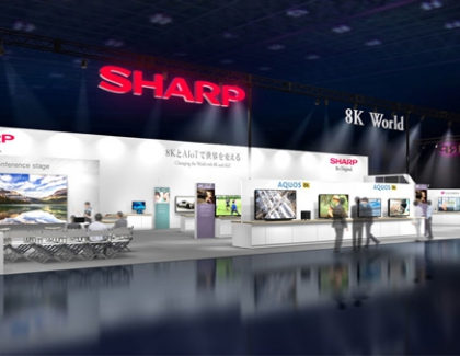 Sharp Sees Collaboration With Japan Display