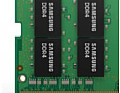 Samsung Introduces Faster, 10nm-Class 32GB DDR4 SoDIMMs For Gaming Laptops