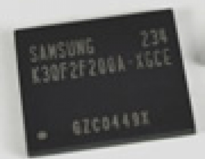 Samsung Starts Production of 2GB LPDDR3  Mobile Memory Using 30nm Technology