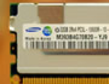 Samsung Develops 30nm-class 32GB Green DDR3