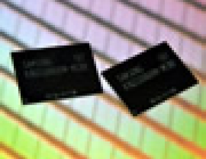 Samsung Offers First 64-gigabit MLC NAND Flash, Using Toggle DDR 2.0 Interface